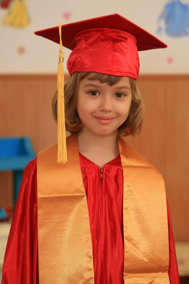 Robe absolvire Gradinita